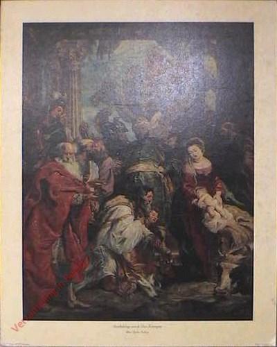 Aanbidding van der koningen